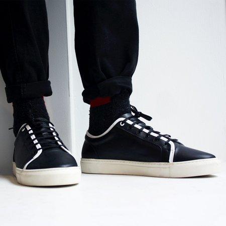 Noah Waxman Gotham ll Sneakers - Black/White