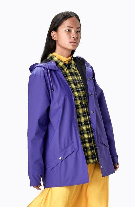 UNISEX Rains Jacket - Lilac