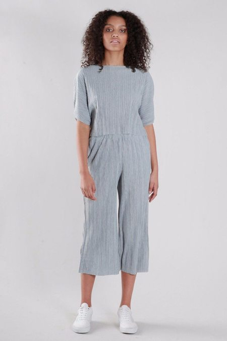 Native Youth Pinaccles Culotte - Grey