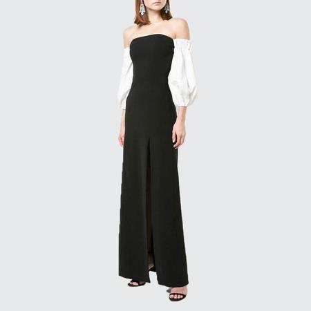 Cinq A Sept Penelope Gown - Black