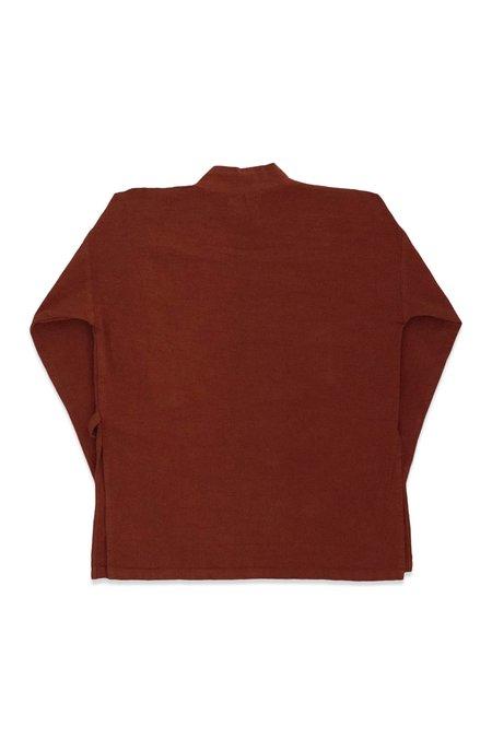 Unisex SEEKER Gee Jacket - Rust
