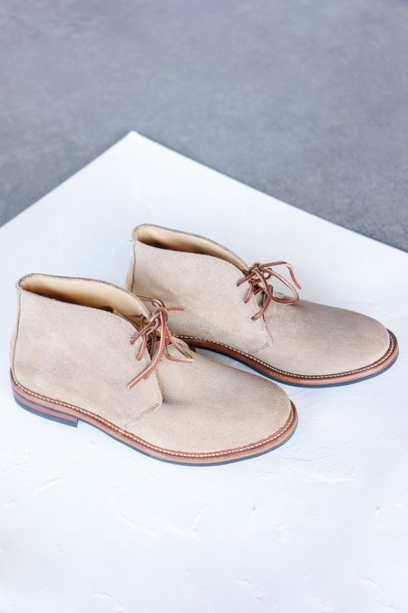 Oak Street Bootmakers Chukka - Natural