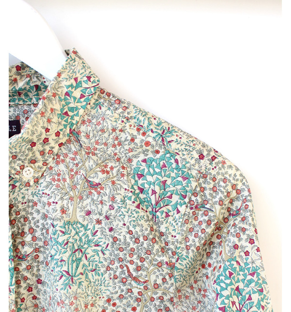 Aigle Liberty Print Shirt