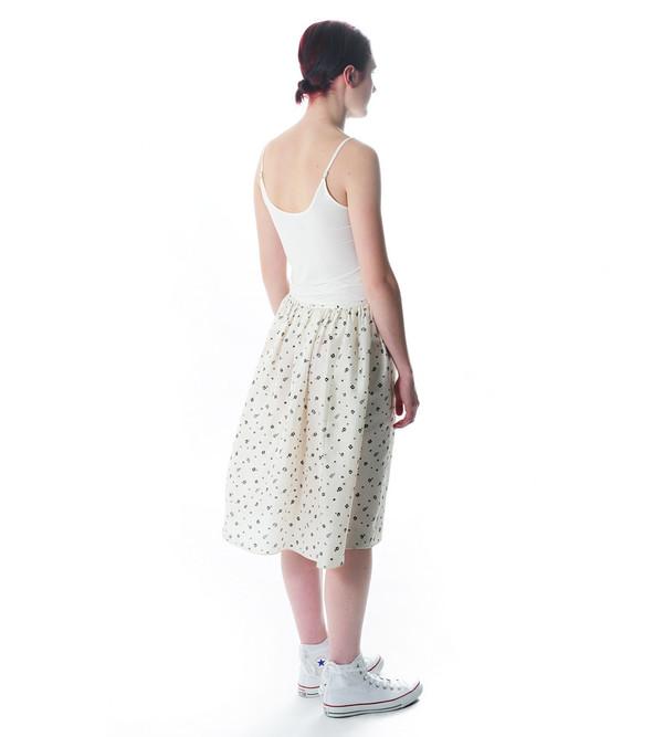 Caron Callahan Floral Print Piper Skirt