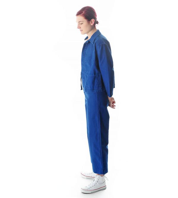 Caron Callahan Indigo Krasner Jacket