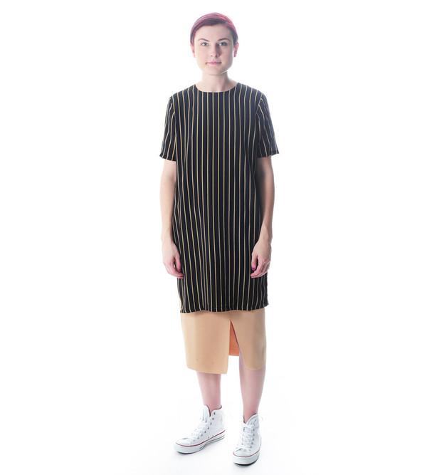 Won Hundred Tan Alicia Dress