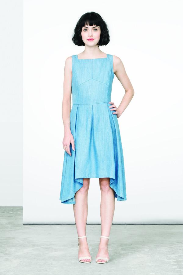 Marigold Lexie dress