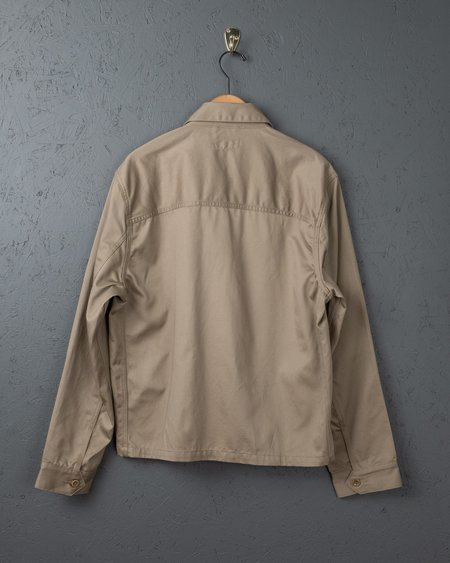 Tellason Garage Jacket - Khaki