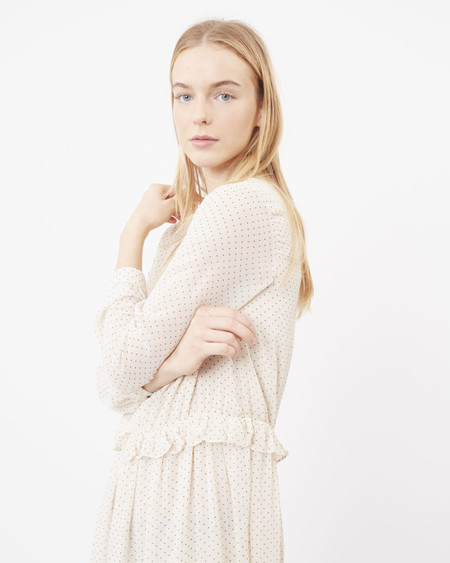 Minimum Elvita Dress - Snow White