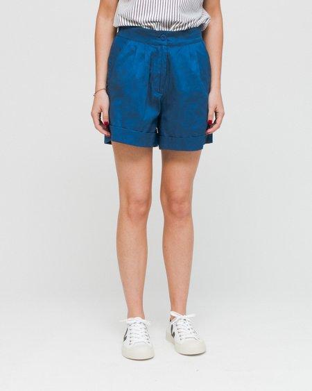 Thinking MU Mamma Shorts - Blue