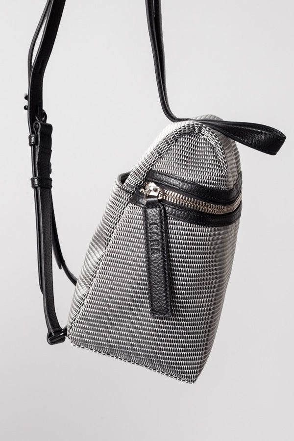 Kara Small Backpack - mesh