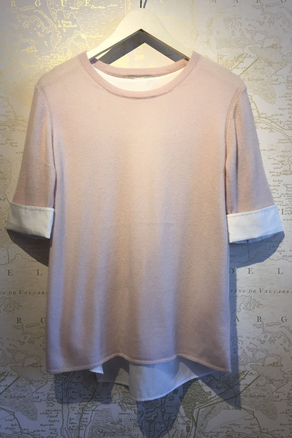 """M.I.Five 'Easy Does it"""" short sleeve top"""