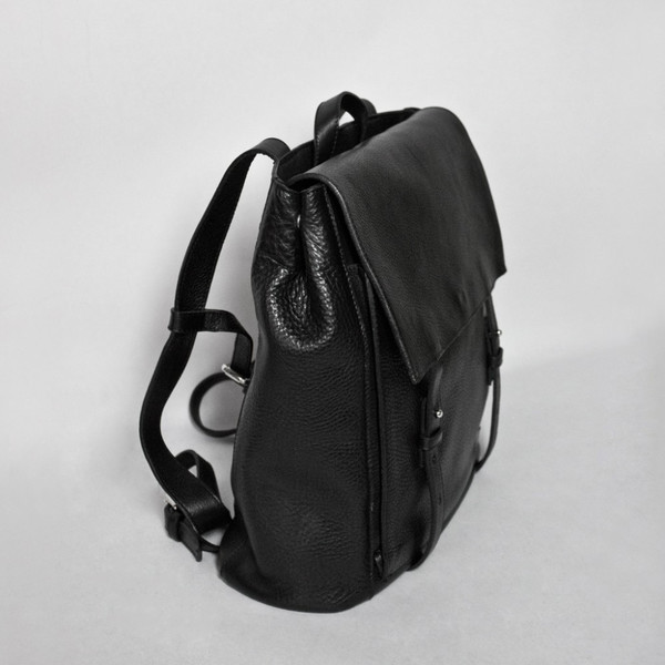 Le Bas Leather Backpack
