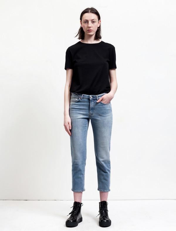 Acne Studios Row Jeans Clean Light Vintage