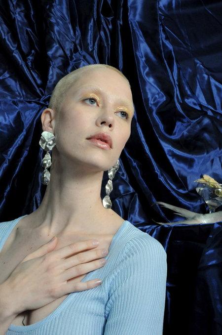 Paige Cheyne Oscillate Drop Earrings