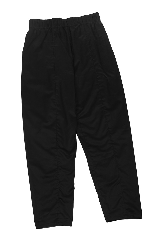 Devlyn van Loon Brushed Cotton Seamed Pant