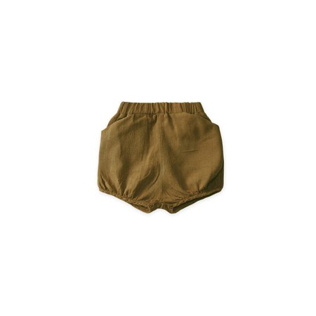 KIDS Go Gently Nation Woven Short - Fennel