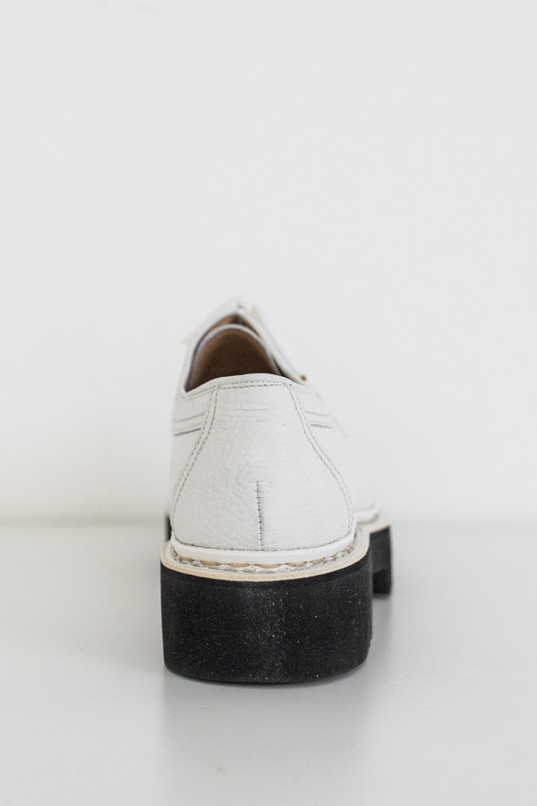 Rosa Mosa Leather Delemont Lace-up Derby