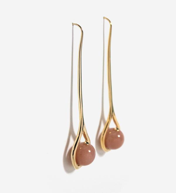 Luz Ortiz Swing Drop Earrings