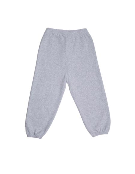 Kids Balenciaga Kids Cotton Sweatpants - Grey
