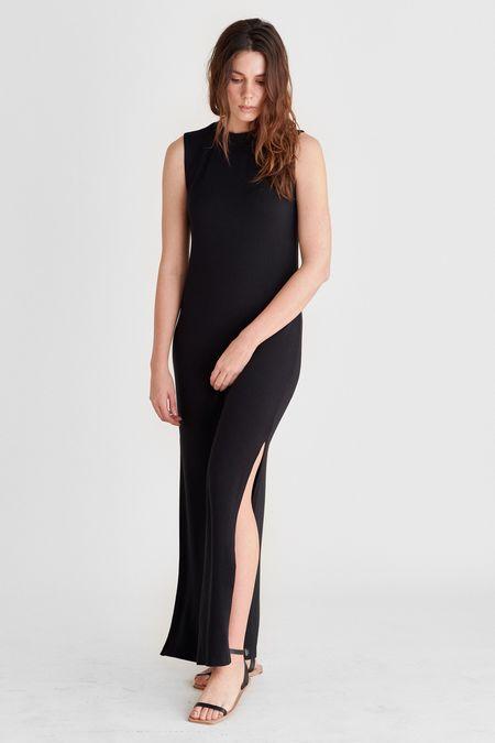 Baldwin ABBOT DRESS - black