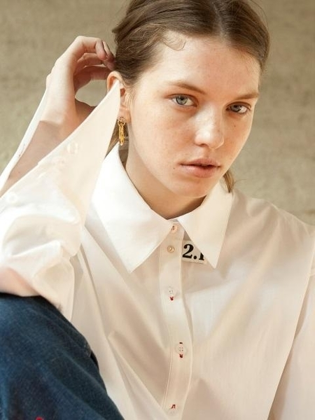 ISSUE NUMBER 2.1 Shirt - White