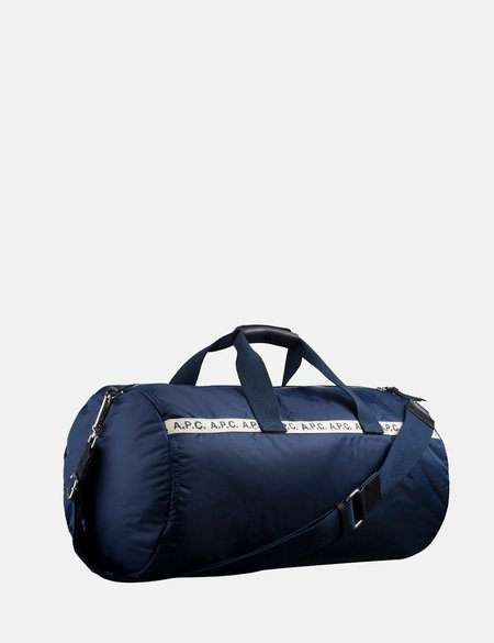 A.P.C. Sac Sport Maybellene Holdall Bag - Navy Blue