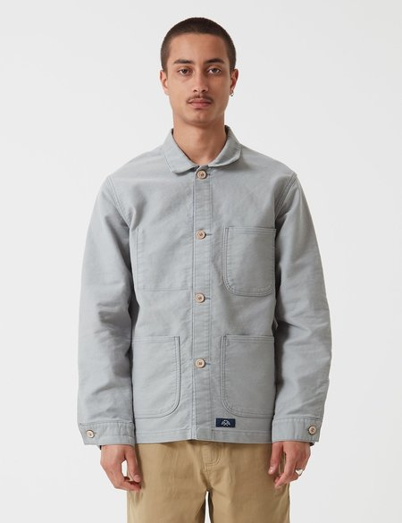 Bleu De Paname Veste De Comptoir Jacket - Benton Grey