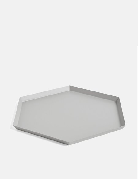 Hay Kaleido X-Large Tray - Grey