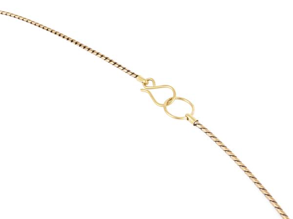 Seaworthy Bixa Necklace