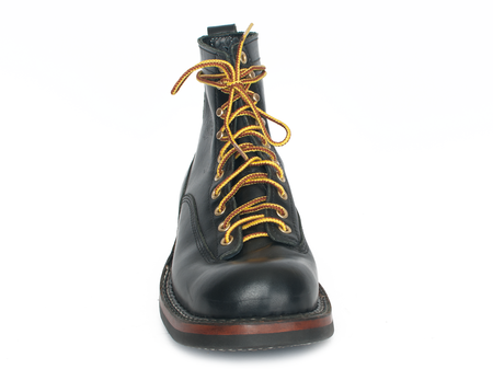 White's Boots Smoke Jumper - Black Chrome