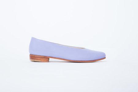 Zou Xou Glove Flat - Jacaranda