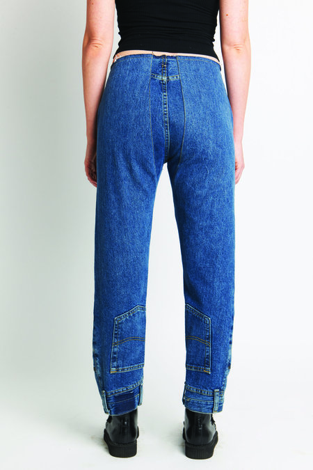 CIE Denim Lucas - DARK BLUE WASH