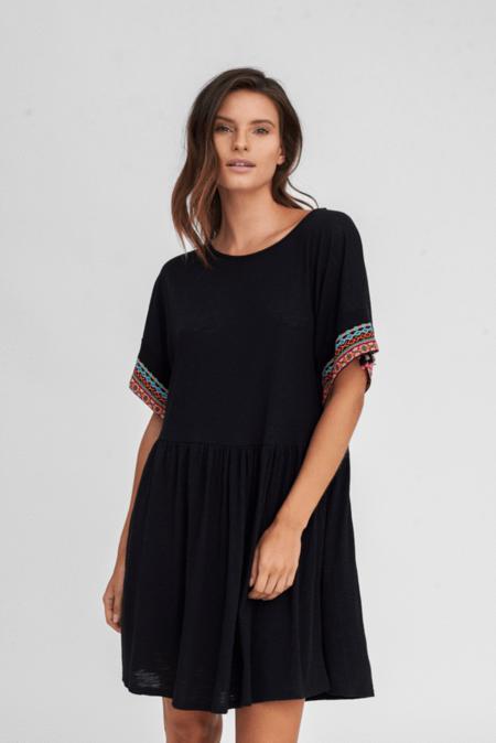 Pitusa Little Llama Dress - Black