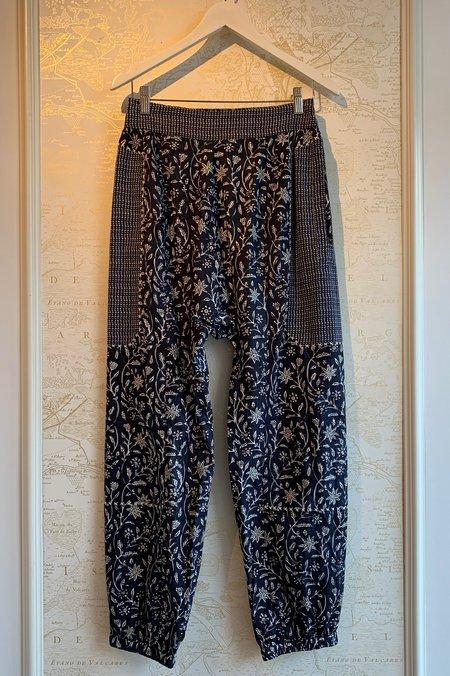 Ulla Johnson Harem Cotton Pant - Suki Printed