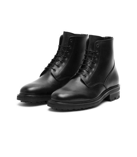 Wings+Horns Officer's Boot - Black