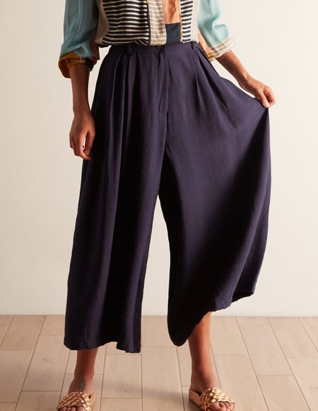 The Odells Grotto Trouser - Navy