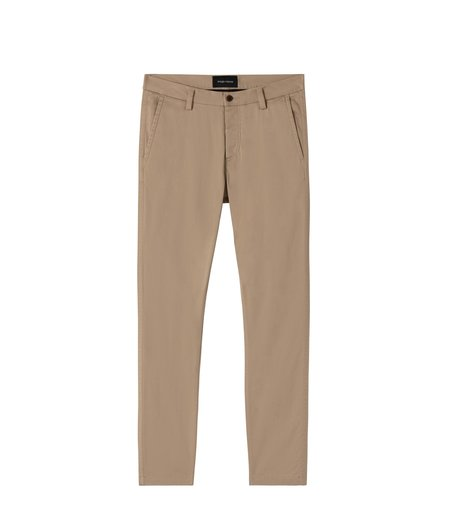 Wings+Horns Woven Brushed Twill Cadet Pant - Khaki