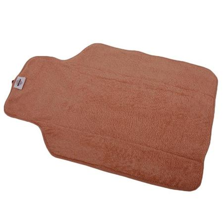 KIDS Moumout Paris Go Changing Mat - Terracotta Brown
