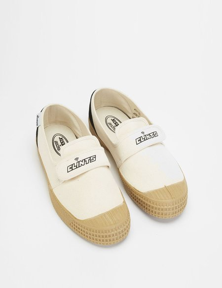 Novesta x Clints Star Master Slip-On - Beige/Gum