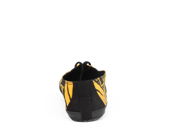 Indosole JJ - Trails Black and Yellow