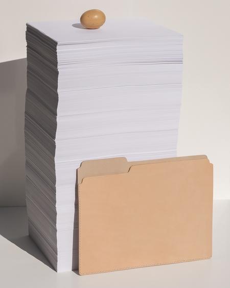 Graf Lantz Fiaru Leather Folder
