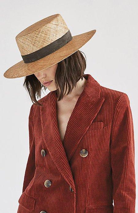 Janessa Leone Jade Hat - natural