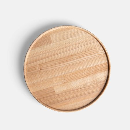 Hasami Porcelain Ash Wood Serving Tray