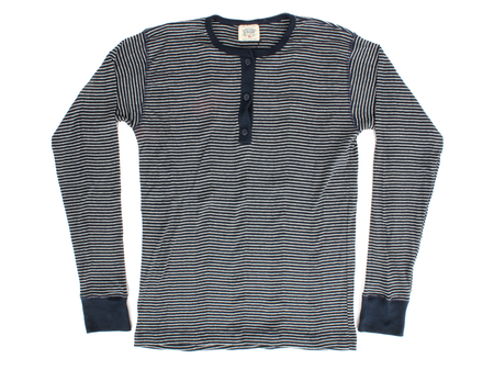 Men's Schott Henley Shirt