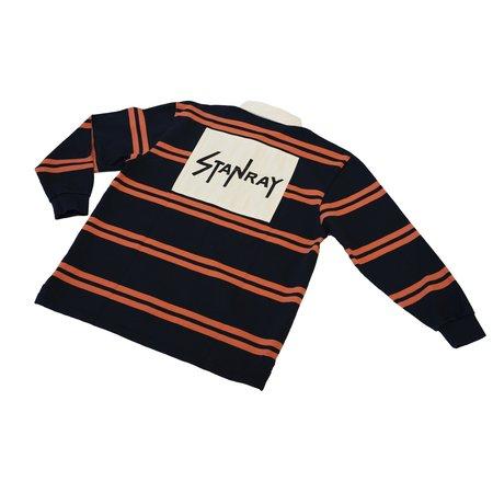 Stan Ray Football Shirt - Navy/Red Stripe
