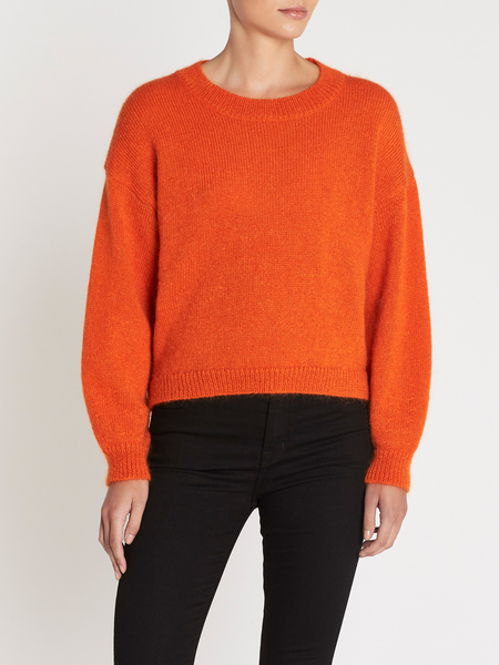 MiH Jeans Jackson Sweater - Tangerine