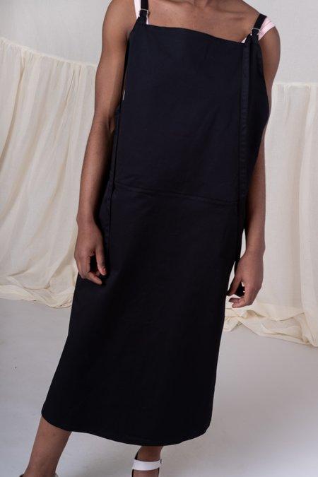 Baserange OVERALL DRESS - black