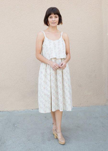 SELVA / NEGRA Minato Dress - Planeta