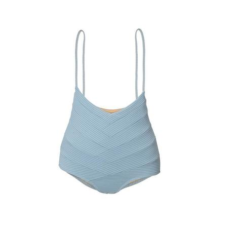 Made by Dawn PUZZLE JUMPER SWIM BOTTOM - Sky Rib